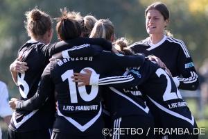 Frauenfußball-Bundesliga: 1. FFC Frankfurt - SC Freiburg, 28.10.2012