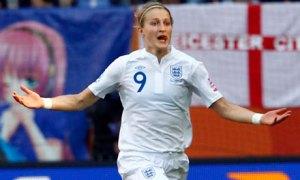 gol dari Ellen White membawa Inggris menang atas Kanada