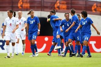 Patrizia Panico England v Italy UEFA Women FKeQtOojhCTx
