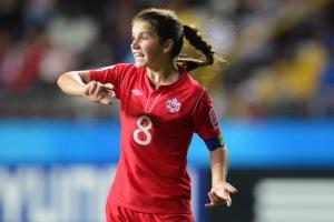 Canada v Ghana: Group B - FIFA U-17 Women's World Cup Costa Rica 2014