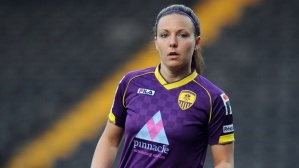 Notts County Ladies FC v Arsenal Ladies FC - FA WSL 1