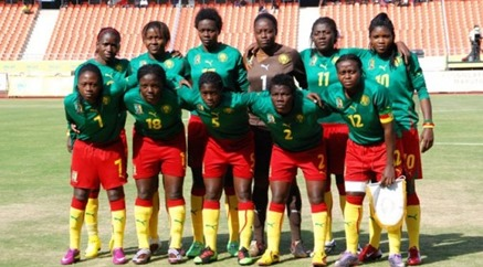 Cameroon-Lionesses