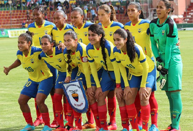 Ecuador-womens-football-team-players-for-FIFA-womens-2015-world-cup
