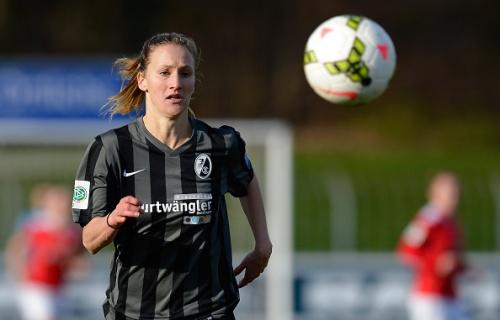 SC Freiburg v FSV Guetersloh 2009 - Women's DFB Cup