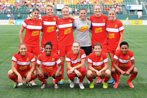 Houston Dash v Western New York Flash
