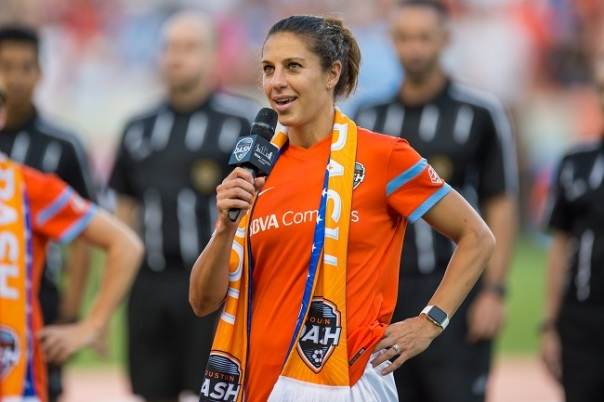 NWSL 2015 - Houston Dash vs Chicago Red Stars